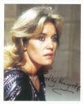 Sally Knyvette Genuine Autograph